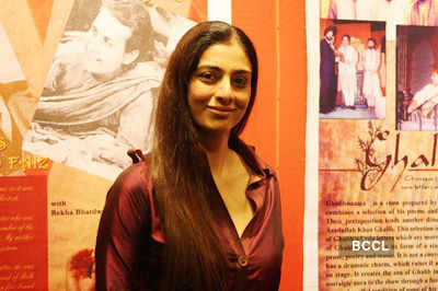 Tabu at Gulzaar's play screening