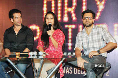 'The Dirty Picture': First look unveiled