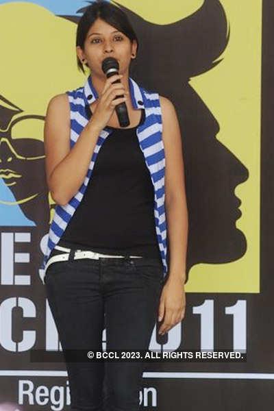 Fresh Face auditions @ Lakshmibai College