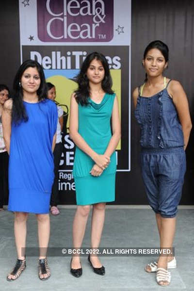 Fresh Face auditions @ Lakshmibai College