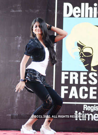 Fresh Face auditions @JDM College