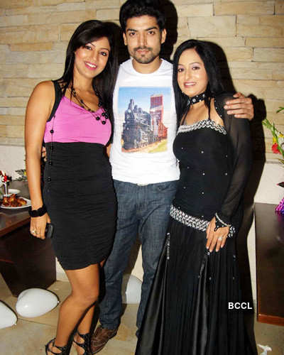 Sangeeta Kapore's b'day bash