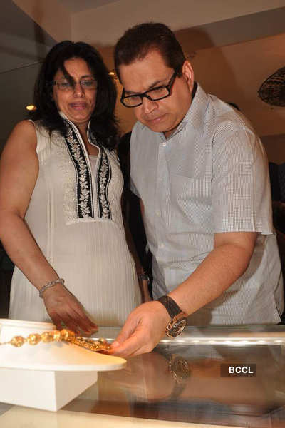 Anmol jewellers promotional event