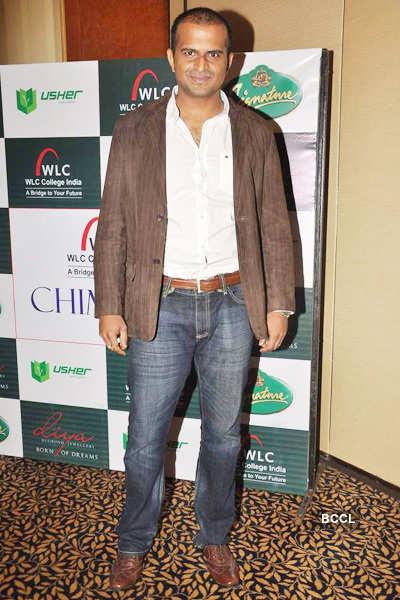 Celebs at 'Chimera Fashion '11'