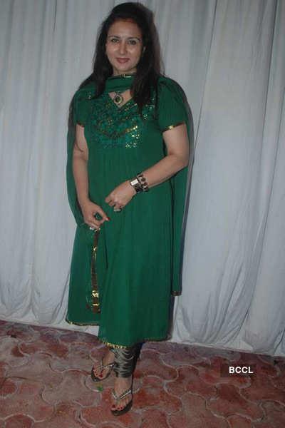 Sagarika at 'Andheri Ka Raja'