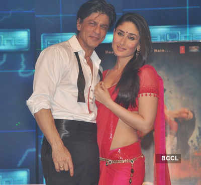 Music Launch: 'Ra. One'