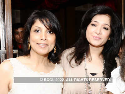 Rooma Sekhri's b'day party