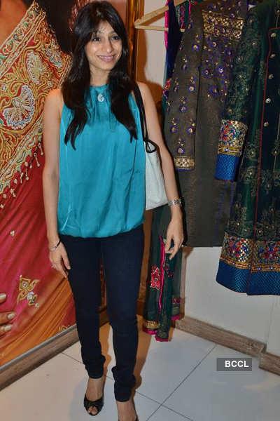 Unveiling of Nisha Sagar's collection