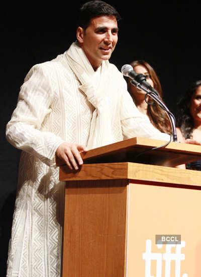 Akshay Kumar at TIFF