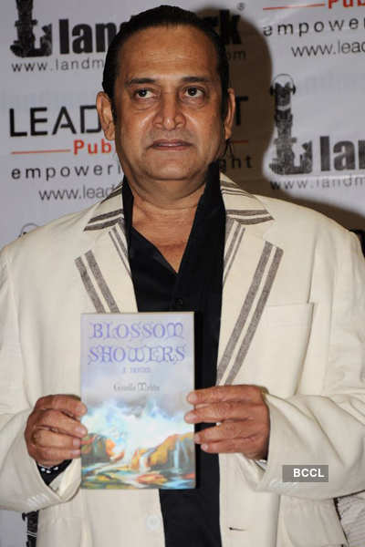 Unveiling of 'Blossom Showers' book
