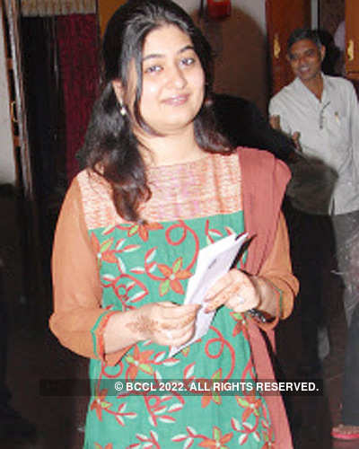 Stage play by Shefali Shah