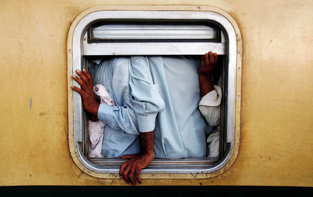 Indian hacker group defaces Pakistani railway website