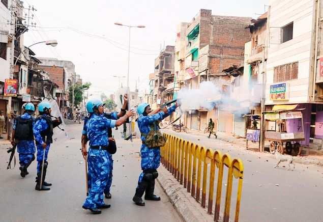 Vadodara remains tense after communal clashes
