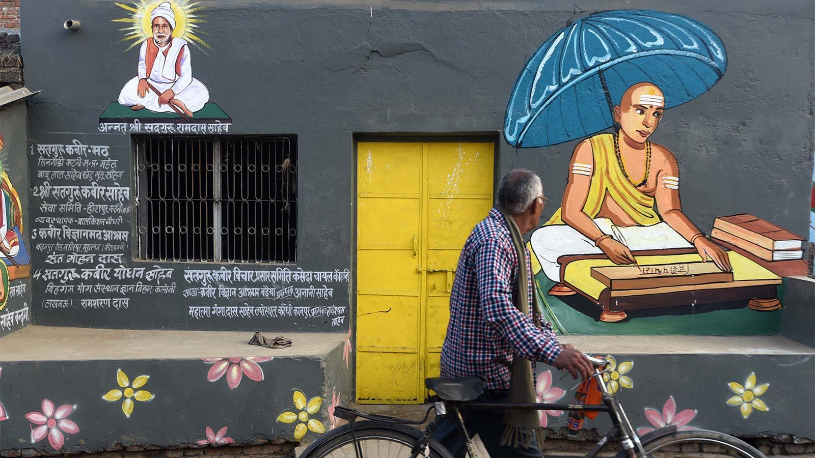 Art, life and spirituality converge at Kumbh