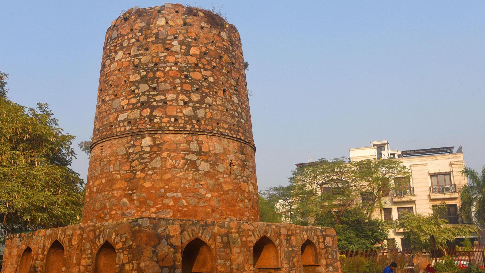 Delhi's Chor Minar (File photo)