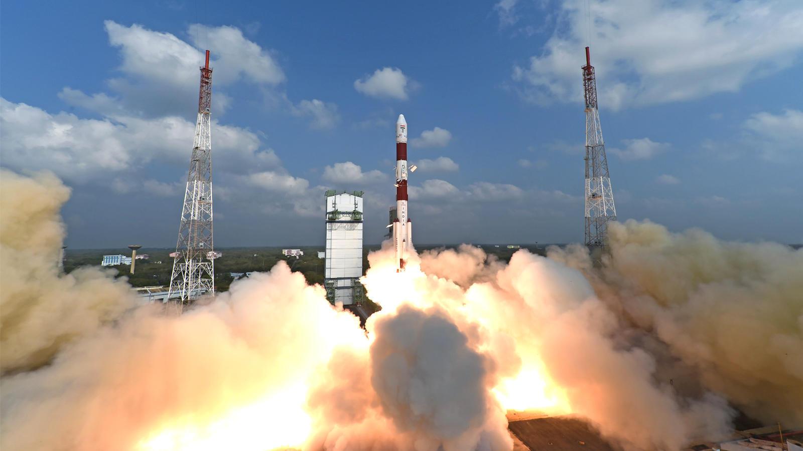 India has two launch pads in Sriharikota