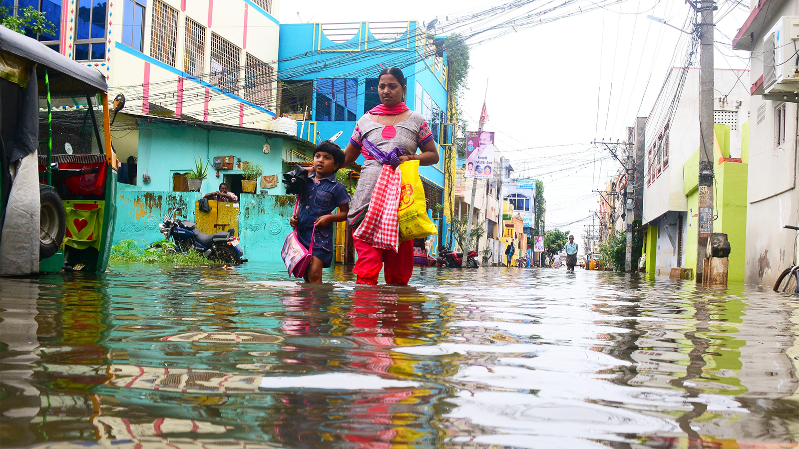 2018 was an 'almost drought' year. Kerala, however, received excess rainfall
