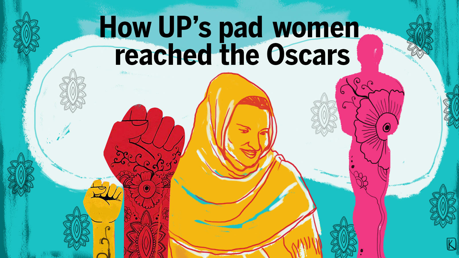 82d1fcacafa0ec How Hapur's pad-women became stars of an Oscar-winning documentary - Times  of India