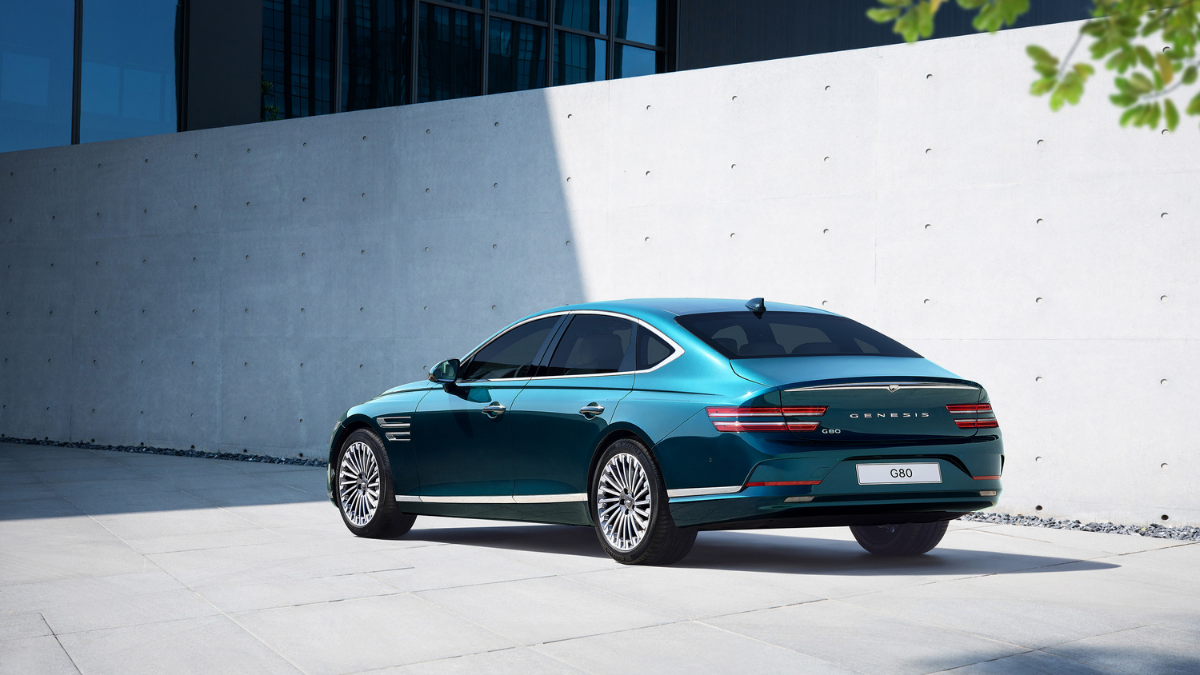 , Genesis G80 electric: Genesis debuts electrified G80 at Auto Shanghai – Times of India, Indian & World Live Breaking News Coverage And Updates
