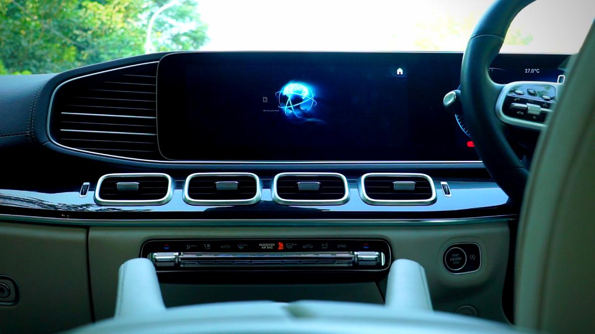 Mercedes-Benz GLS Review: Unlocking with Mercedes-Benz GLS: Fresh Air in Luxury