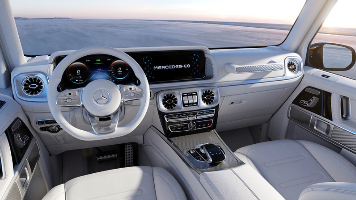 , Mercedes-Benz reveals near-production EQG, The World Live Breaking News Coverage & Updates IN ENGLISH