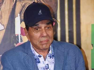Dharmendra steals the show at Yamla Pagla Deewana Phir Se trailer launch