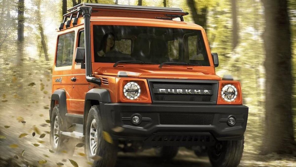 , Force Gurkha BS6 Launch Date: Force Gurkha BS6 introduced, set to challenge Mahindra Thar | – Times of India,