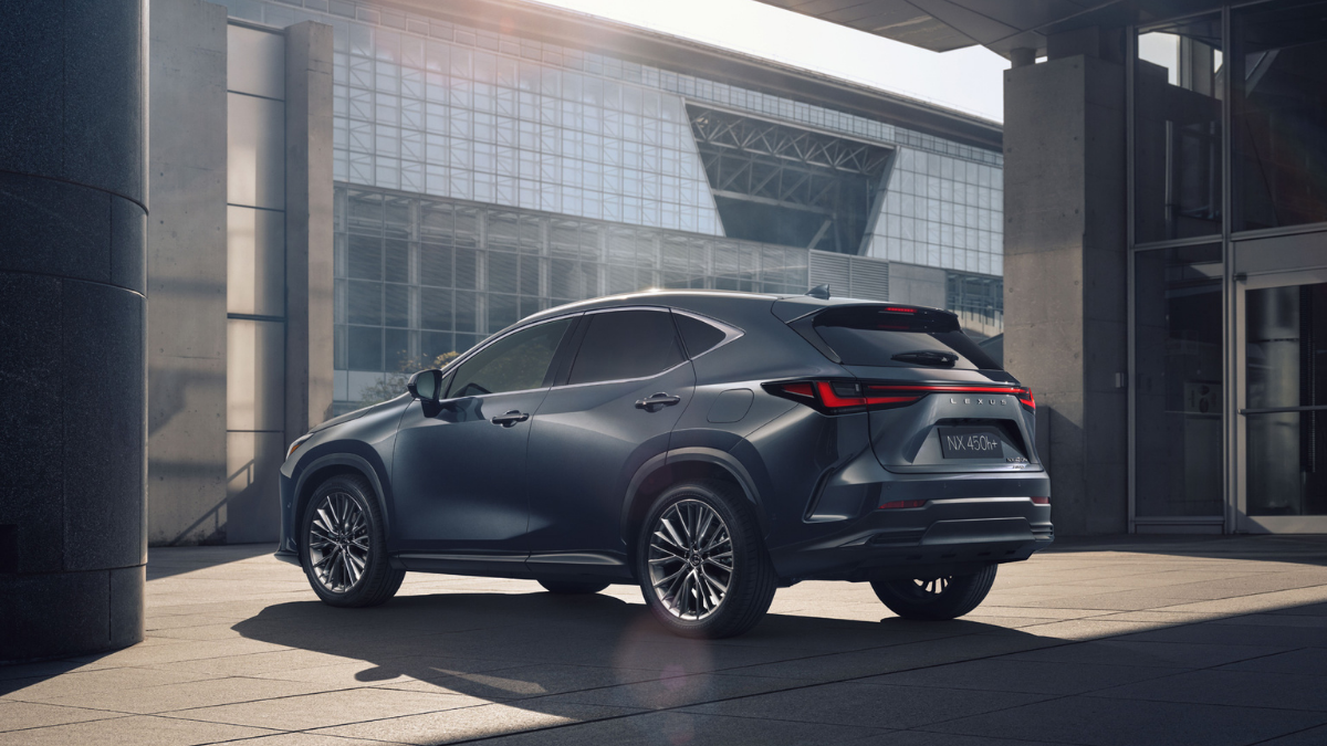 , 2021 Lexus NX breaks cover for global markets – Times of India,