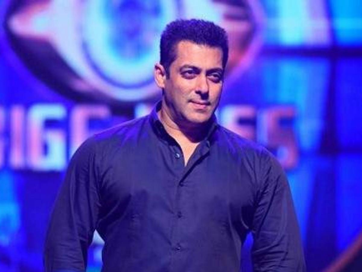 Salman Khan shoots for Bigg Boss 14 promo