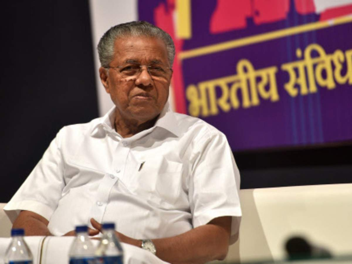 Kerala CM Pinarayi Vijayan self-isolates after Collector tests Covid-19 positive; Devaswom Minister to step in for Independence Day ceremony