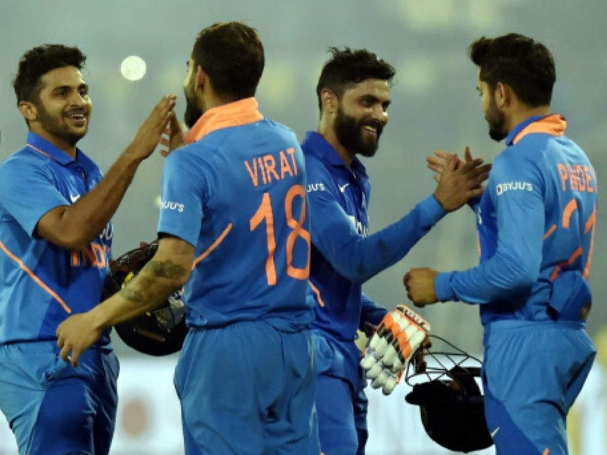 Virat Kohli Soars Shardul Thakur Roars As India Clinch Odi Series