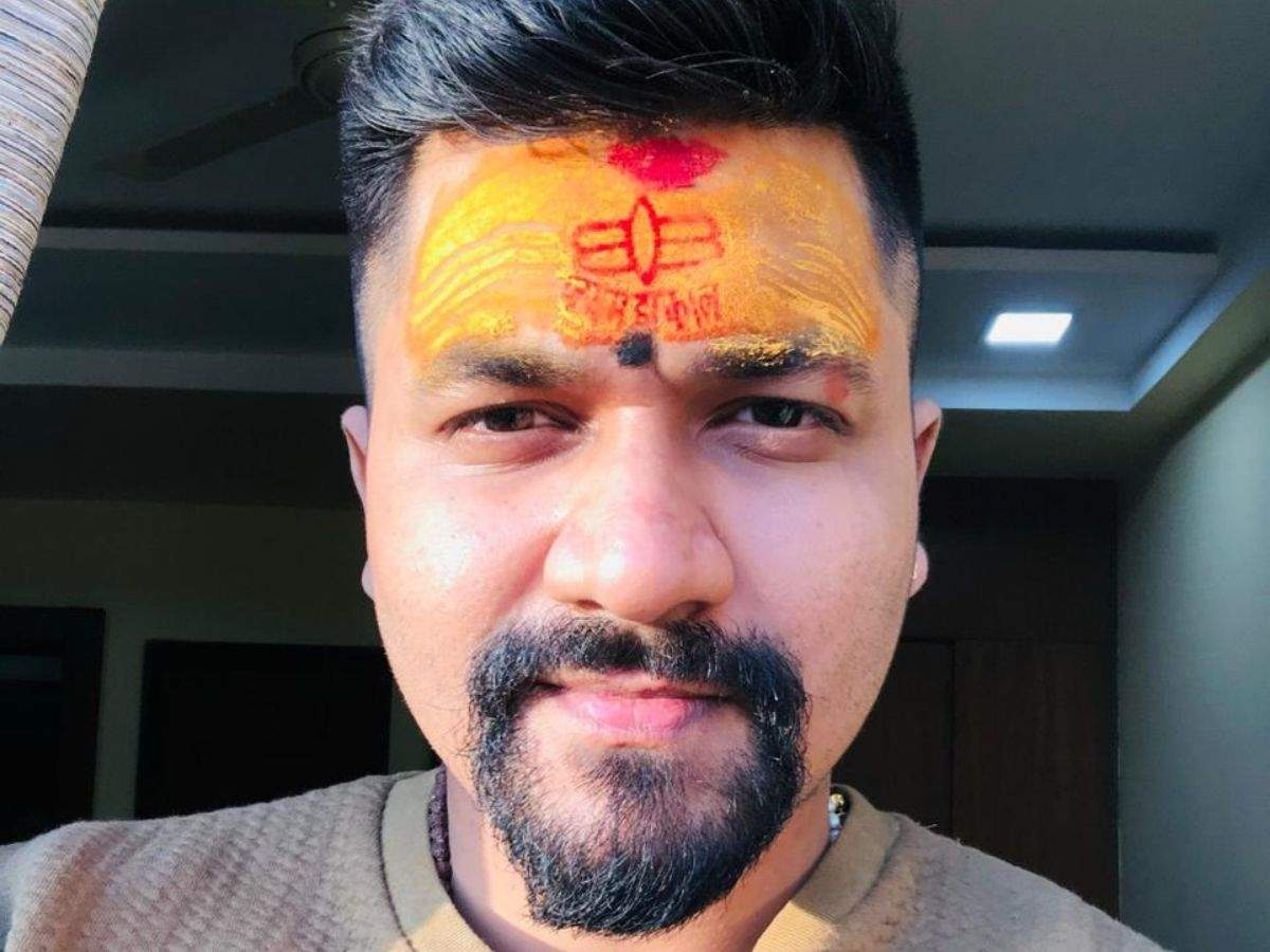 Worshipping Lord Shiva with faith can help us conquer the toughest battles,  says Taarak Mehta Ka Ooltah Chashmah actor Prashant Bajaj - Times of India
