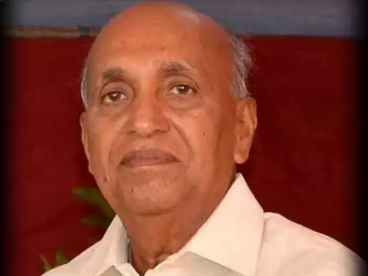 Maharashtra: Congress leader Vilaskaka Patil Undalkar Passes Away