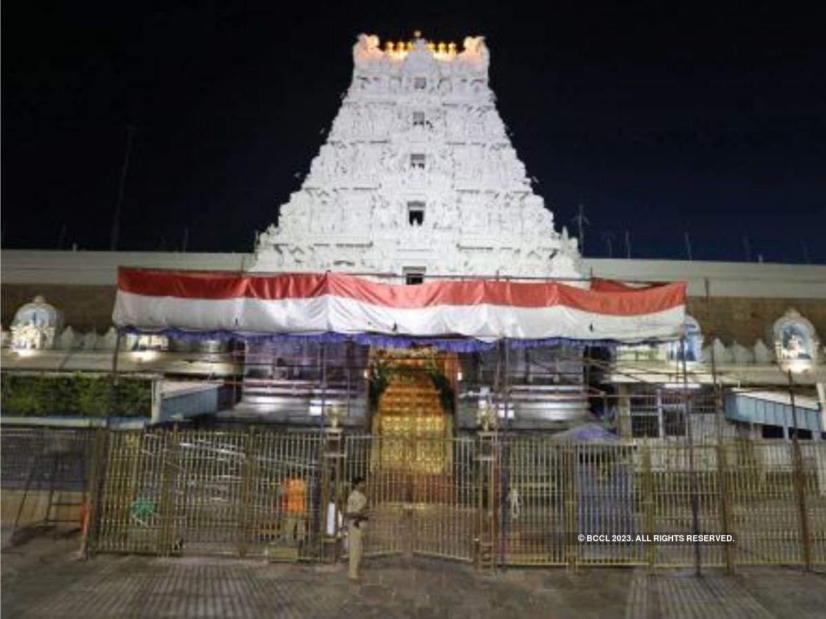 Another Tirumala Balaji temple priest succumbs to Covid-19