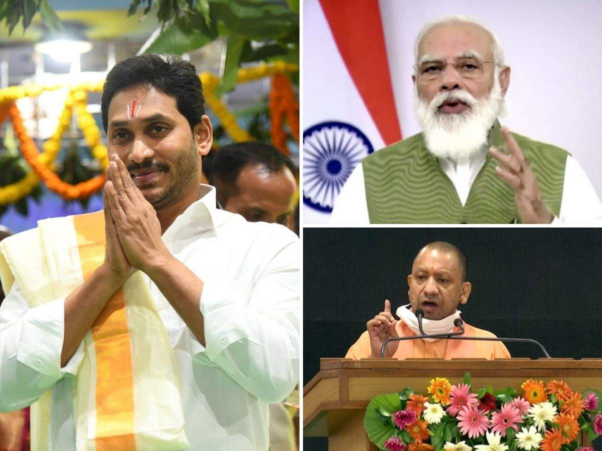 Andhra Pradesh Minister's remark on PM Modi, Yogi Adityanath spark new row between BJP, YSR Congress