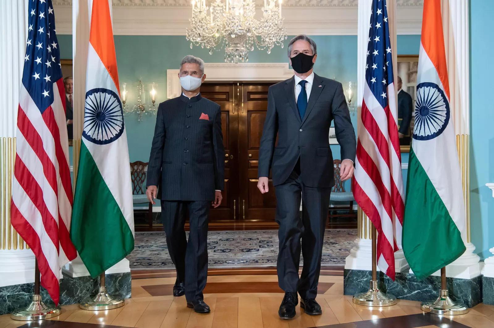 "Antony Blinken Says United States and India United to Address Covid-19, Jaishankar Thanks the United States for ""Strong Support"" | India News"
