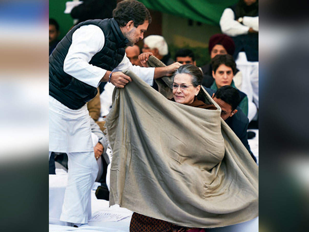 Will the Congress rise like the phoenix? - Mumbai Mirror