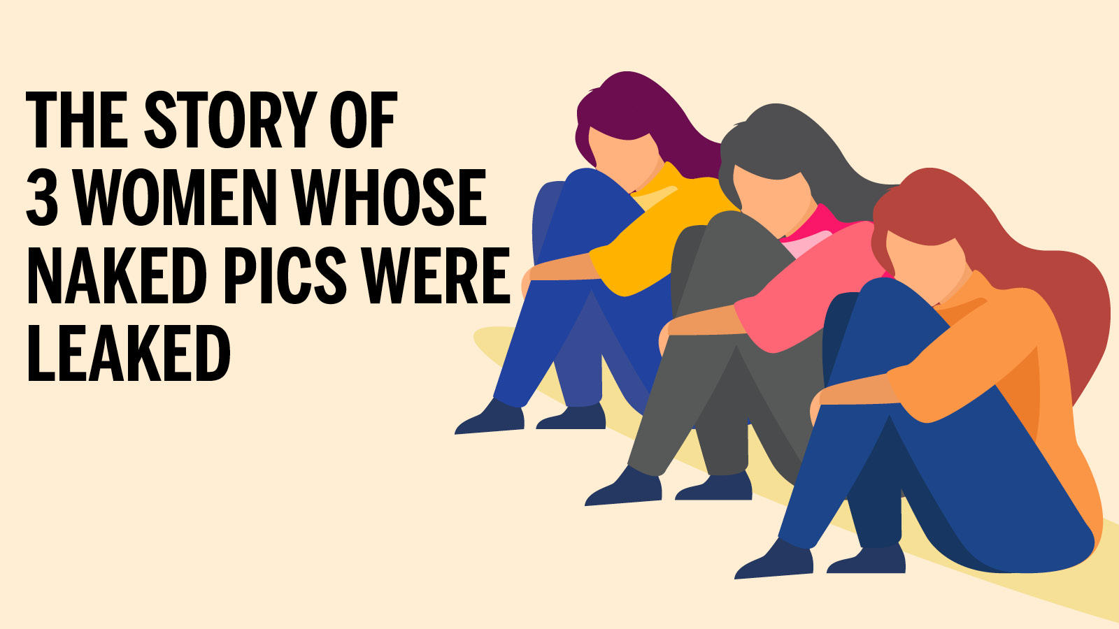 When Their Naked Photos Were Leaked Online Times Of India