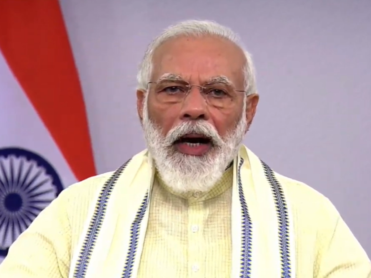 PM Narendra Modi: World is fighting extraordinary challenges, solutions can come from Lord Buddha's ideals