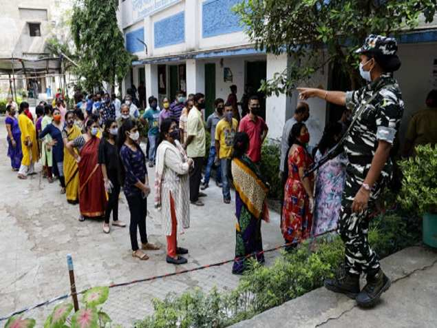76.16% voter turnout registered in the fourth phase of the West Bengal polls: key points | India News