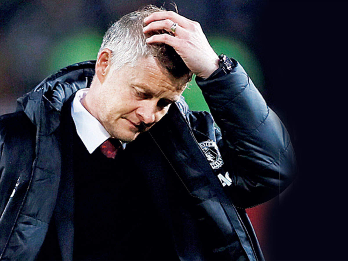 Management Looking To Replace Manchester United Coach Ole Gunnar Solskajaer