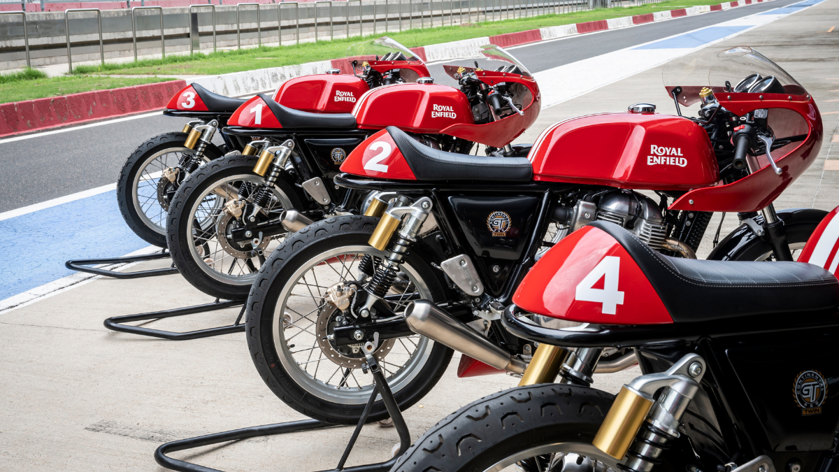 , Royal Enfield announces maiden Continental GT Cup, The World Live Breaking News Coverage & Updates IN ENGLISH
