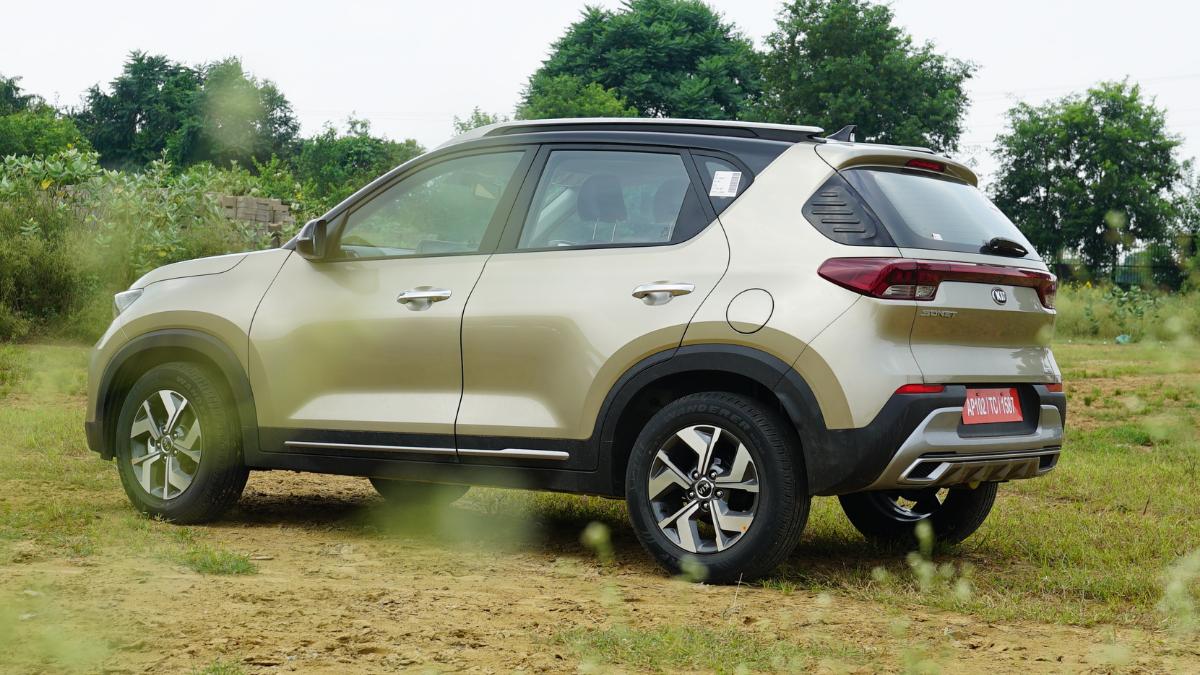 kia sonet: Kia Motors launches Sonet SUV, starts at Rs 6.71 lakh