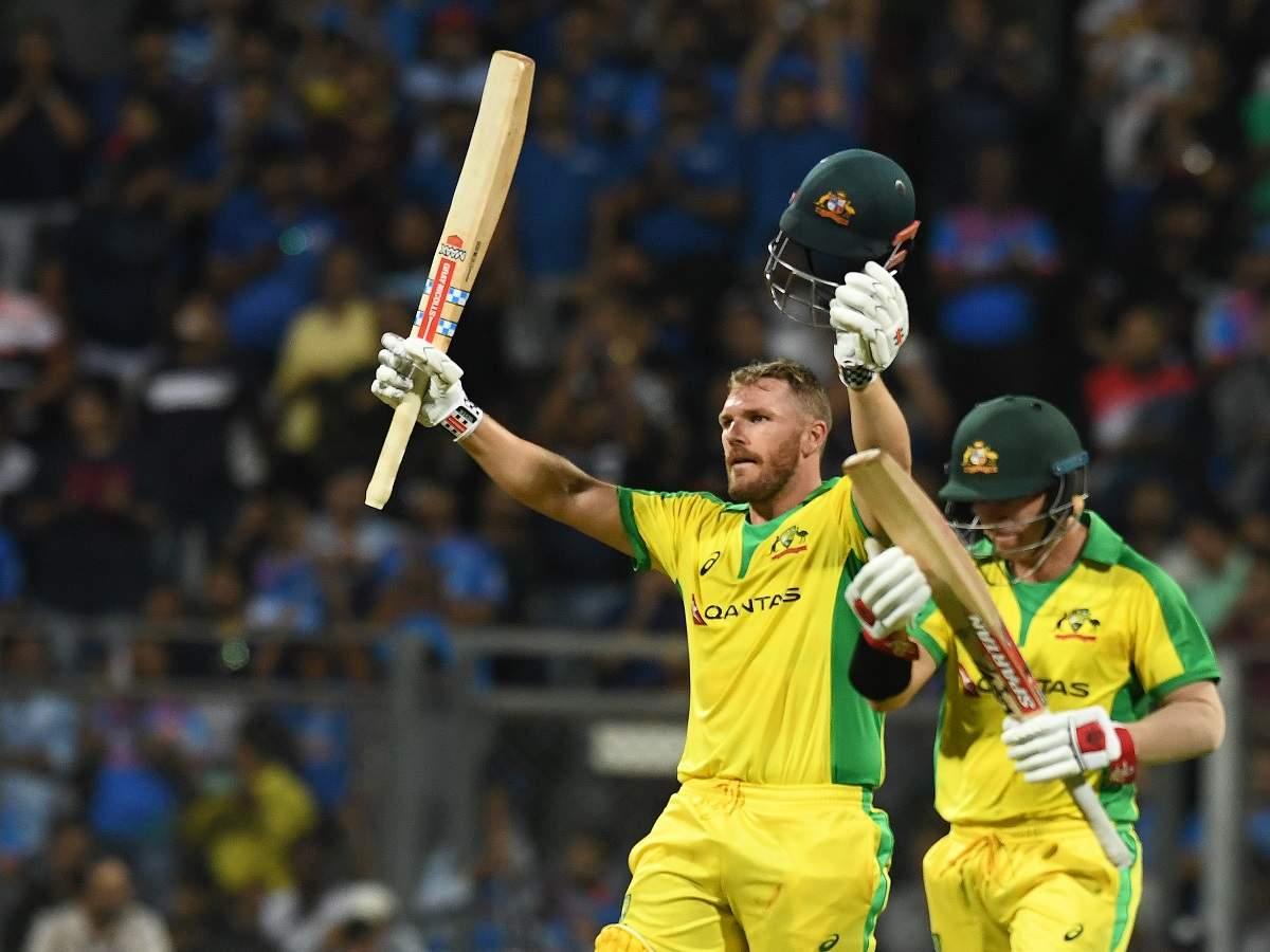 India vs Australia 1st ODI: Aaron Finch, David Warner smash centuries as  visitors thrash Virat Kohli and team by 10 wickets