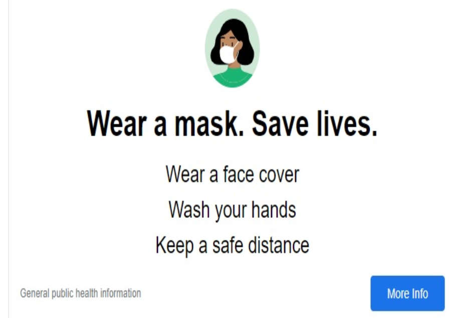 Google Doodle urges people to 'wear masks and save lives' | India News