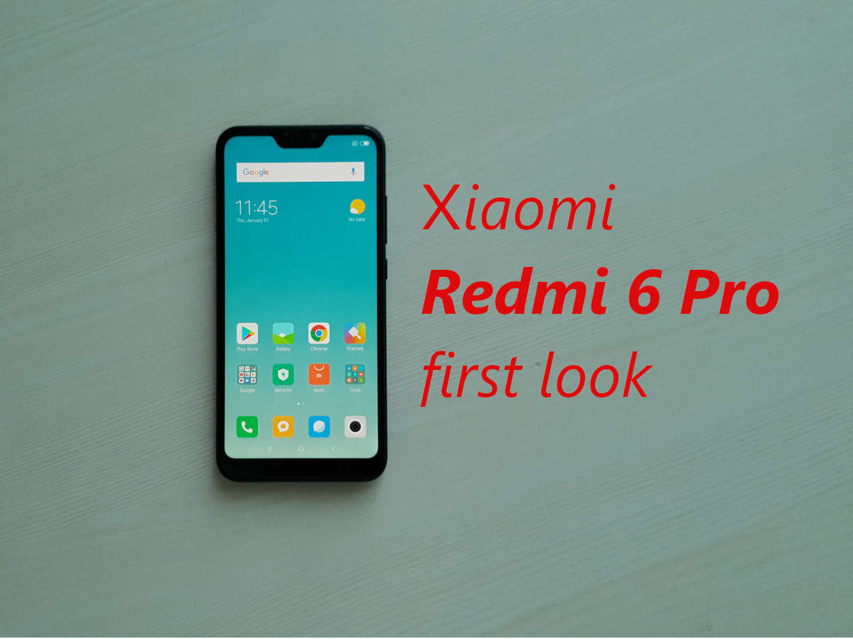 Xiaomi Redmi 6 Pro Price In India Full Specifications Features Gold At Gadgets Now