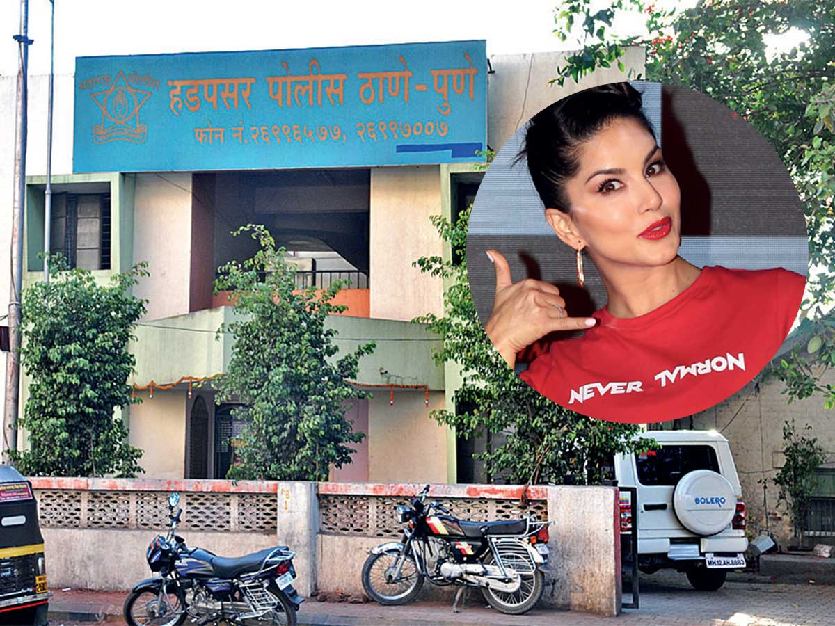 - 73092491 - Man faces harassment charge for comparing his wife to Sunny Leone