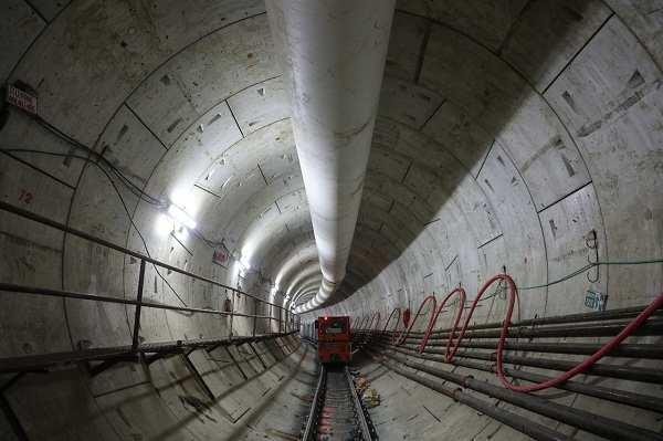 Mumbai Metro Line III completes 5 km tunnelling