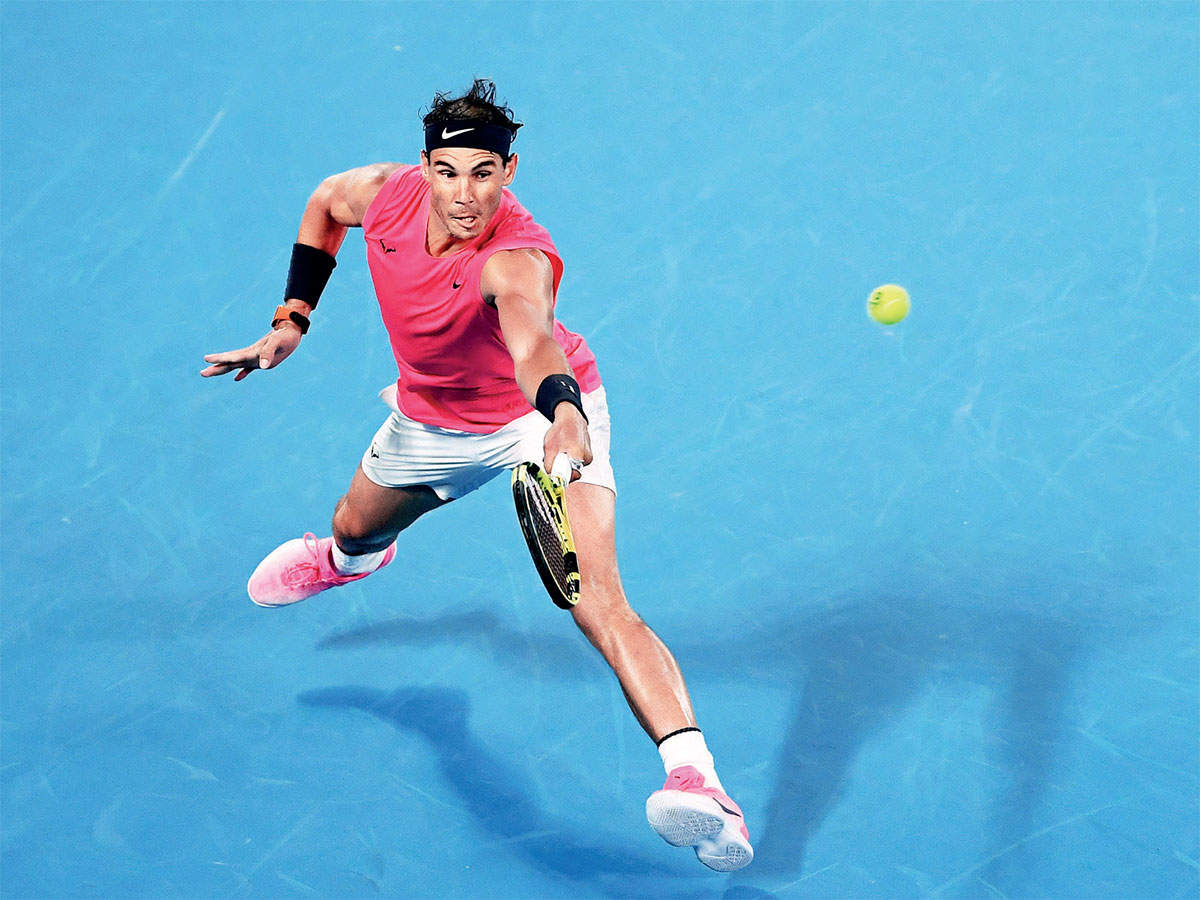 Australian Open Rafael Nadal Knocked Out By Young Gun Dominic Thiem