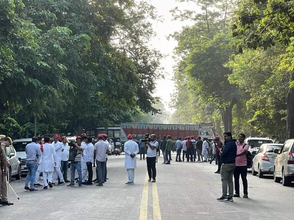 Politics heats up over Lakhimpur Kheri incident: Key developments